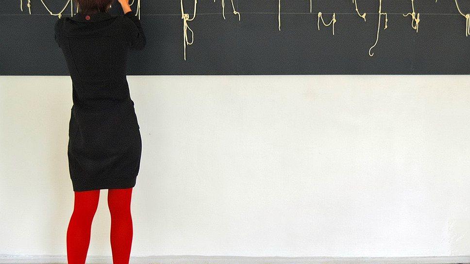 "Лиза Морозова. ""Узловые моменты"", 2007год"