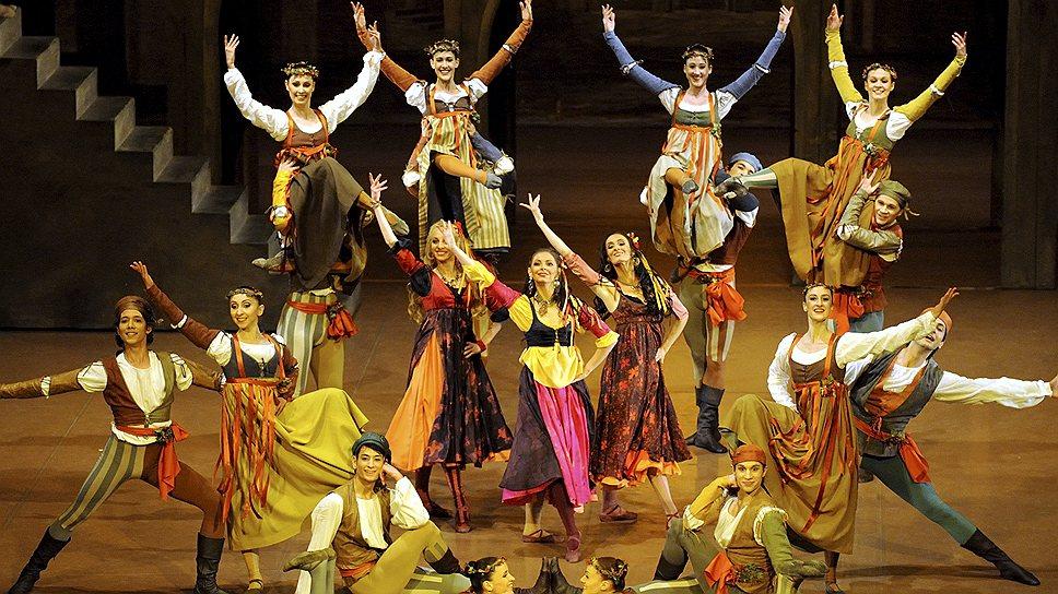 «Ромео и Джульетта», Джон Крэнко