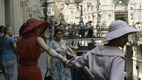 Победа с первого платья  / Dior на Красной площади