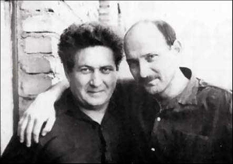 Петр Якир и Виктор Красин, 1960-е
