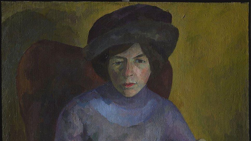 Роберт Фальк. «Дама в сиреневом. Портрет Елизаветы Потехиной», 1913 год. Bonhams, эстимейт £1–1,5 млн