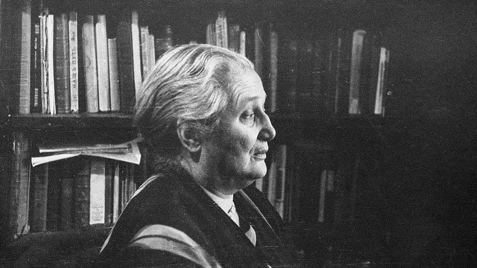Анна Ахматова, 1958 год