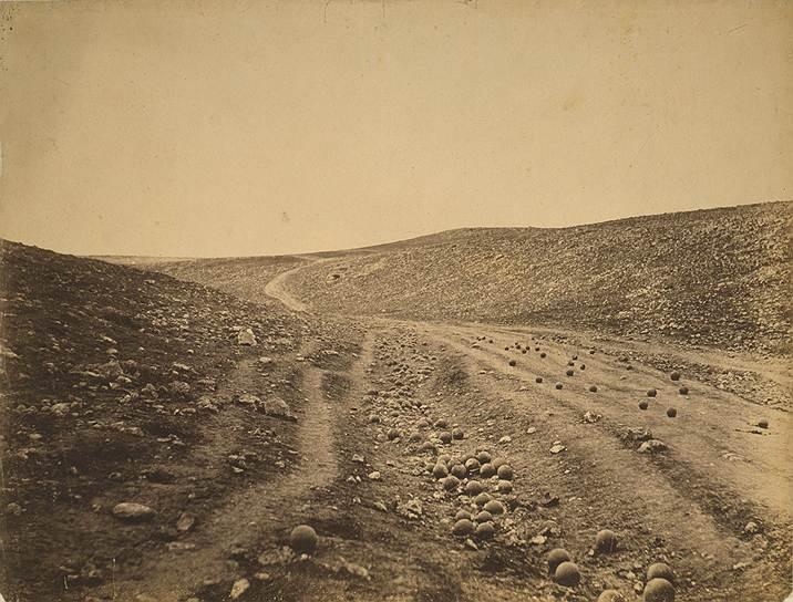 """""""Долина Смертной Тени"""", 1855 год"""