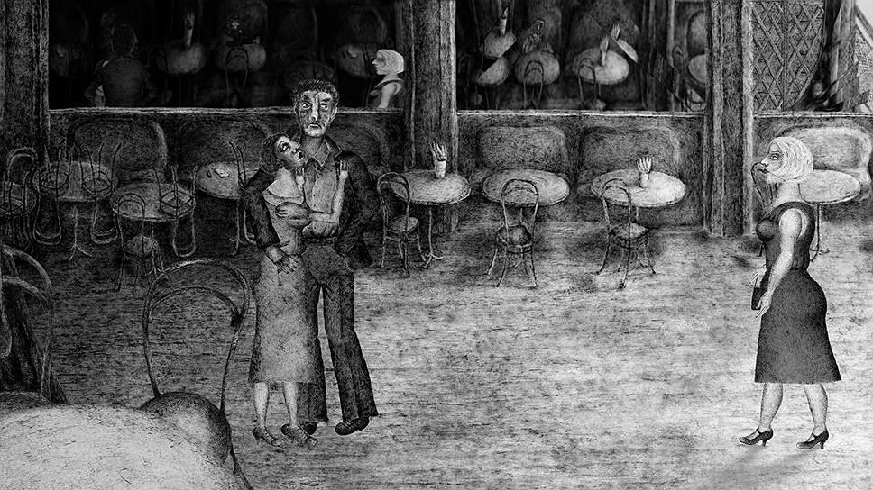 «Мужчина встречает женщину», режиссер Дмитрий Геллер