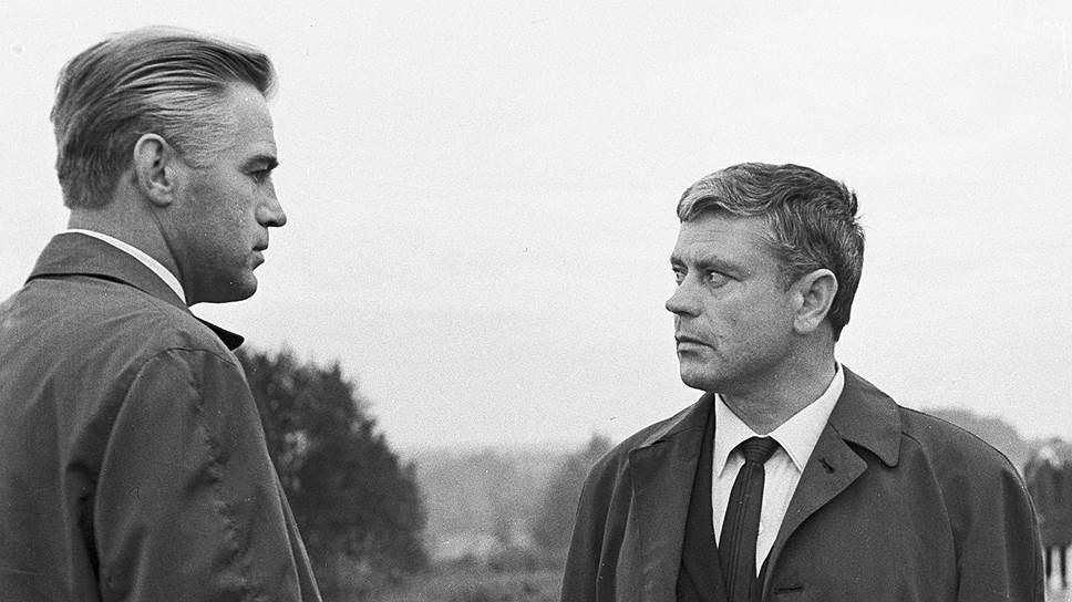 «Мертвый сезон», режиссер Савва Кулиш, 1968 год