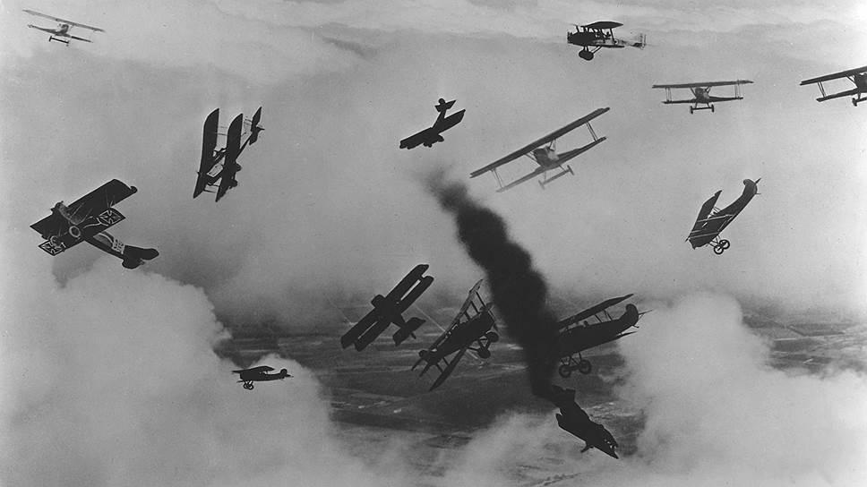 «Ангелы ада». Режиссер Говард Хьюз, 1930 год
