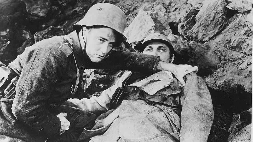 «На западном фронте без перемен». Режиссер Льюис Майлстоун, 1930 год