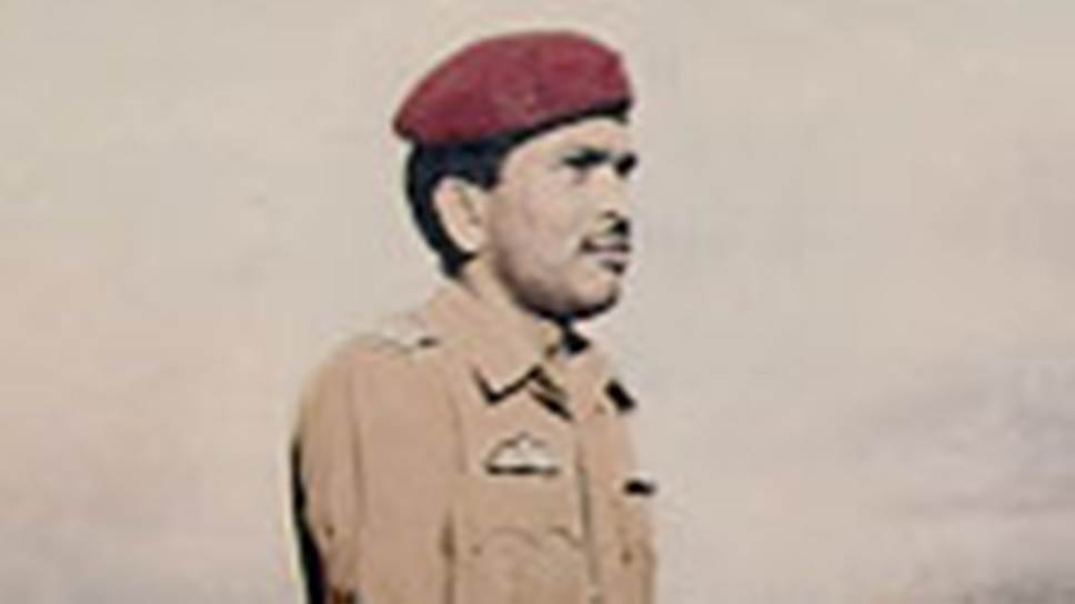 Национальный герой Республики Бангладеш подполковник Абу Тахер