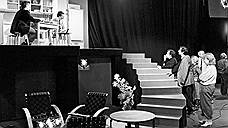 """На съемках программы """"Взгляд"""", 1988 год"""