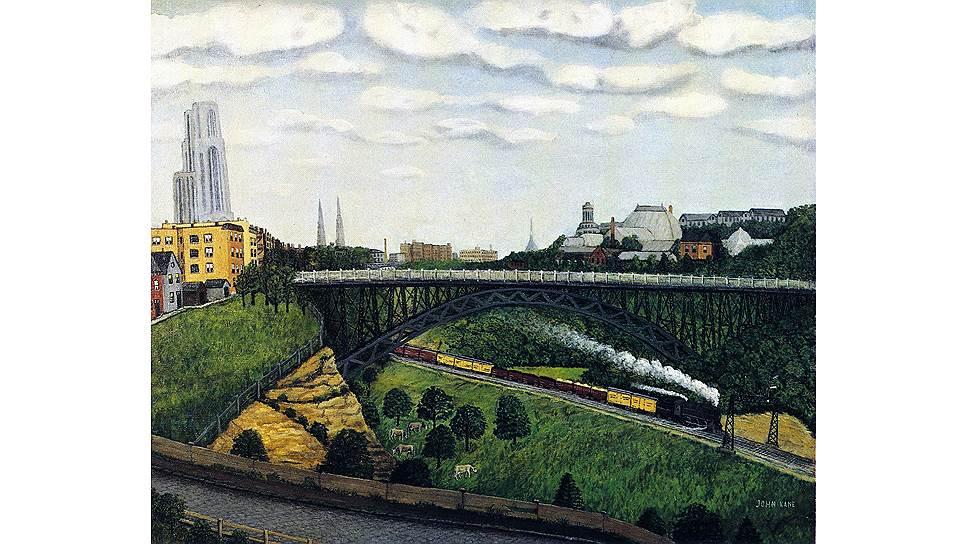 Panther Hollow, Pittsburgh John Kane
