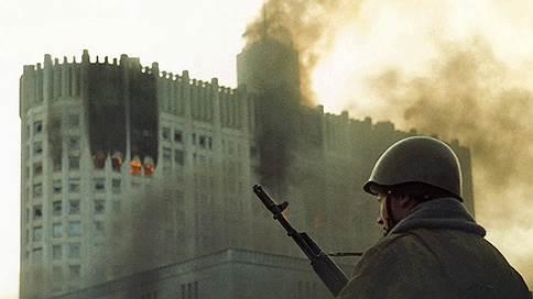 «Главным распространителем информации был ужас»  / Алексей Зимин о боях у телецентра «Останкино» и Белого дома в октябре 1993 года
