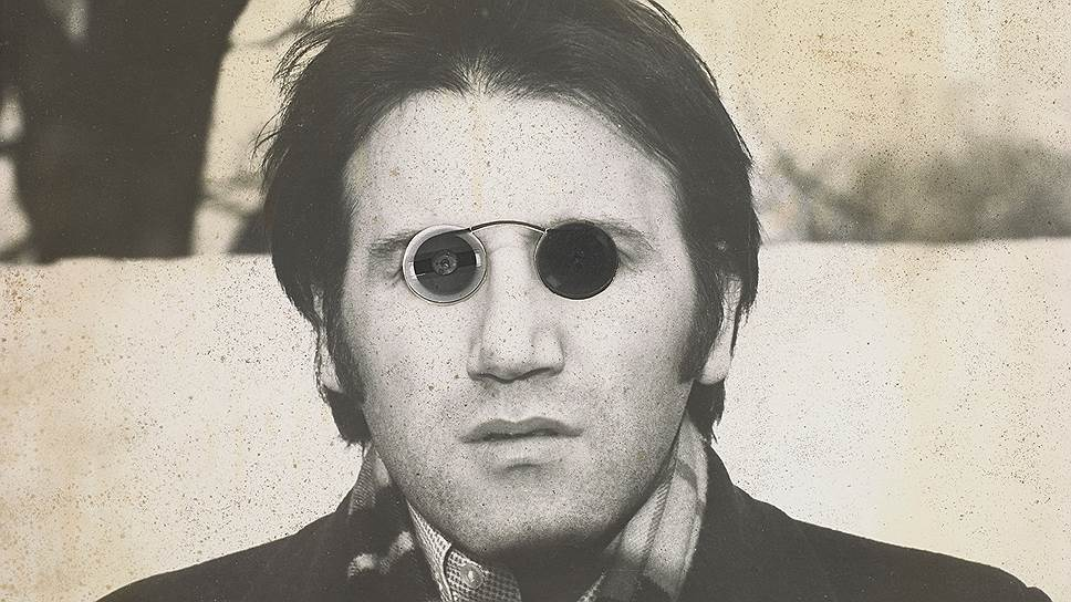 """""""Автопортрет"""", 1976 год"""