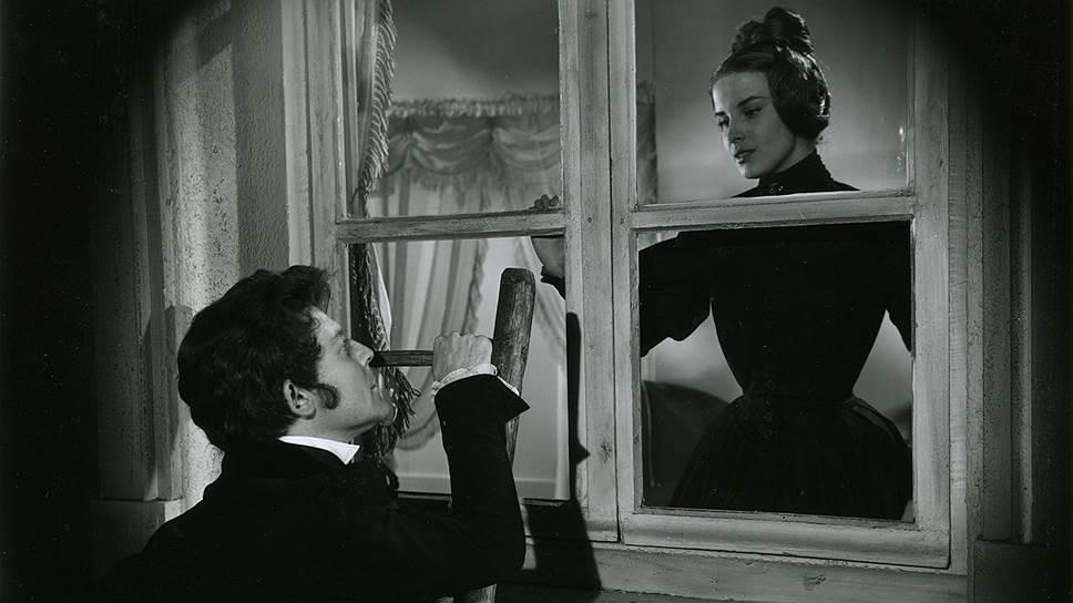 «Красное и черное». Режиссер Клод Отан-Лара, 1954 год
