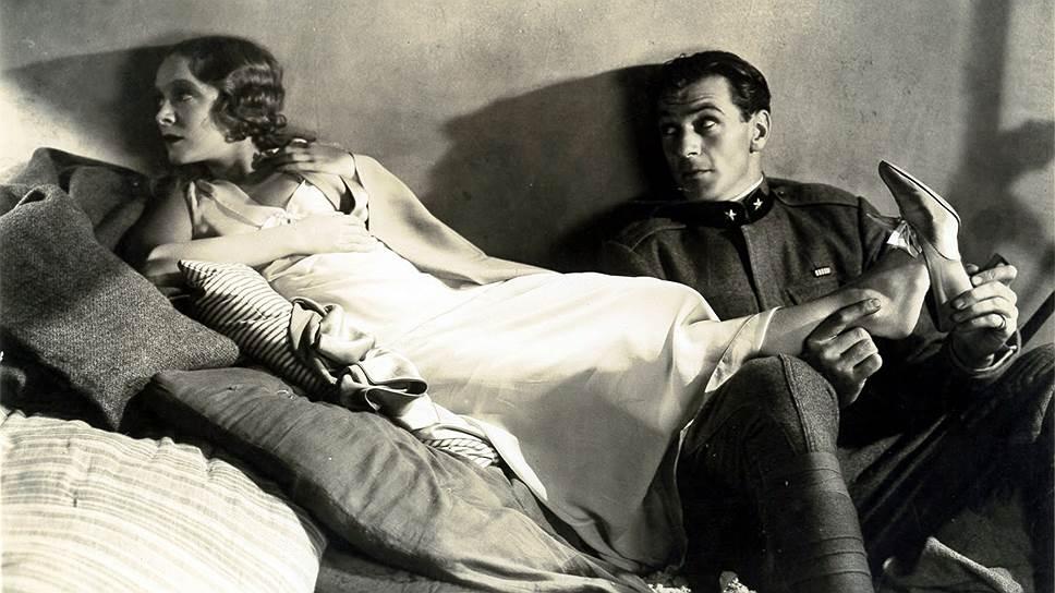 «Прощай, оружие!». Режиссер Фрэнк Борзеги, 1932 год