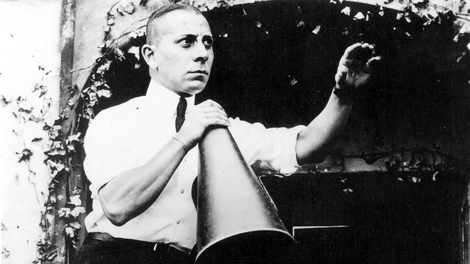 Эрих фон Штрогейм, 1920-е годы
