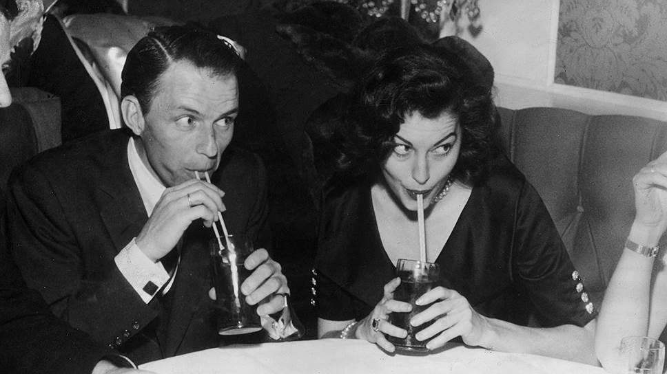 Фрэнк Синатра и Ава Гарднер, 1951 год