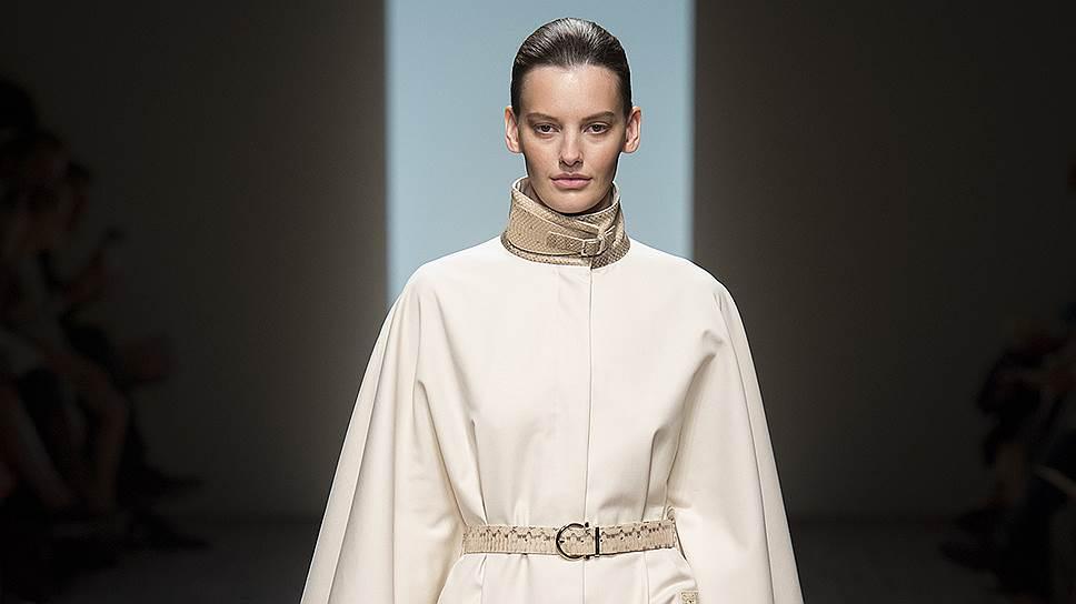 Женская коллекця Salvatore Ferragamo «весна-лето 2015»