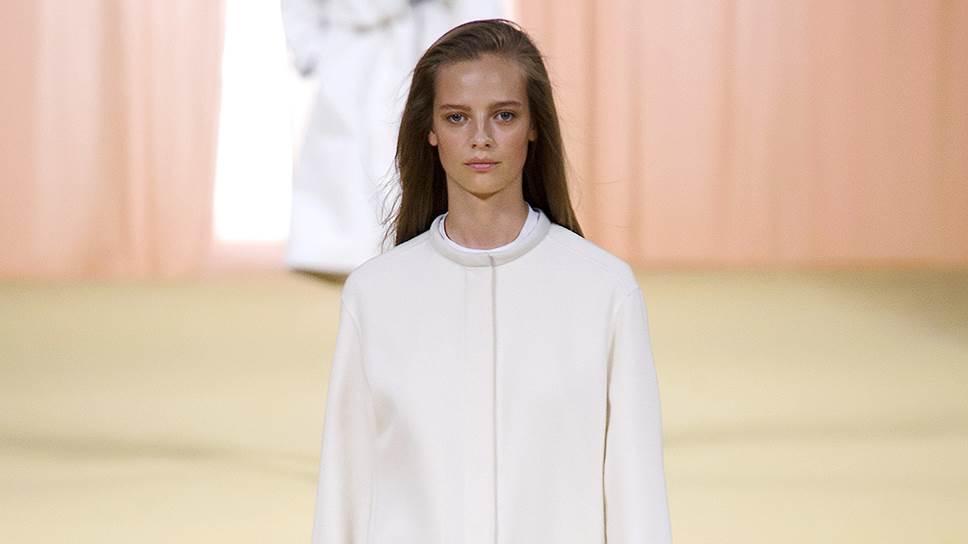 Женская коллекця Hermes «весна-лето 2015»