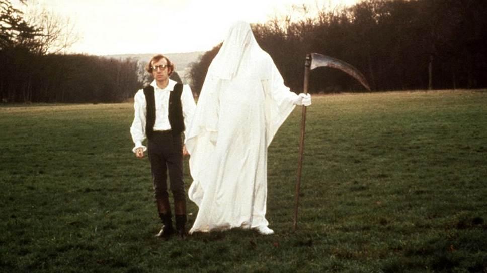 """Кадр из фильма """"Любовь и смерть"""". Режиссер Вуди Аллен, 1975 год"""