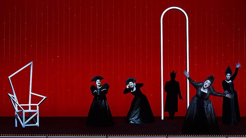 «Сказки Пушкина», театр Наций, 2015 год