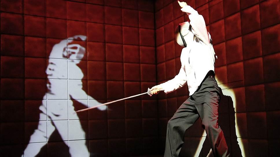 Робер Лепаж. «Гамлет. Коллаж», Театр Наций, 2013 год