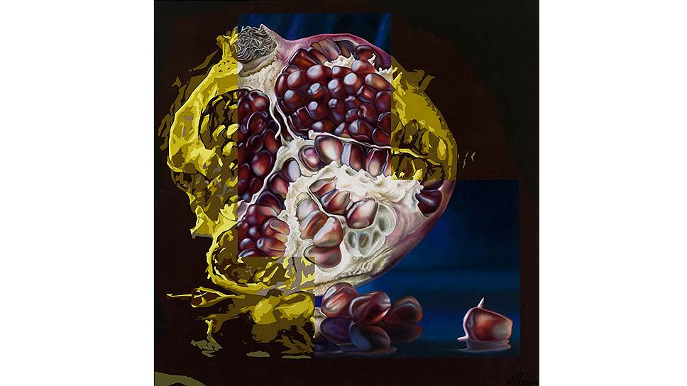 "Михаил Хазин. ""Still-life-2"", 2012год"