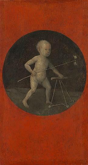 """""""Христос-младенец с ходунками"""", 1490–1510 годы. Из коллекции Музея истории искусств в Вене"""