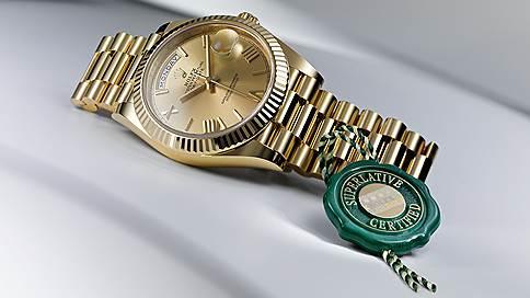 Часы для героя  / Екатерина Истомина о юбилее Rolex Oyster