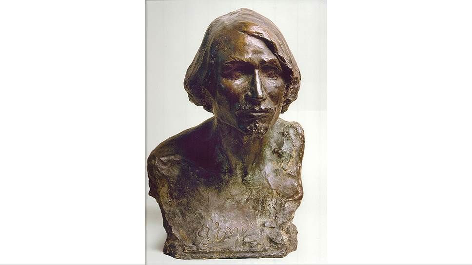 «Автопортрет (Тоска)», 1908 год