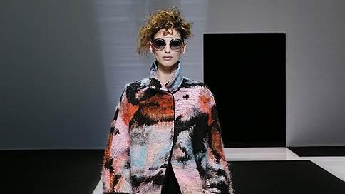 "Giorgio Armani  / женская коллекция ""осень-зима 2016/2017"""