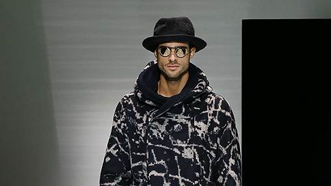 "Giorgio Armani  / мужская коллекция ""осень-зима 2016/2017"""