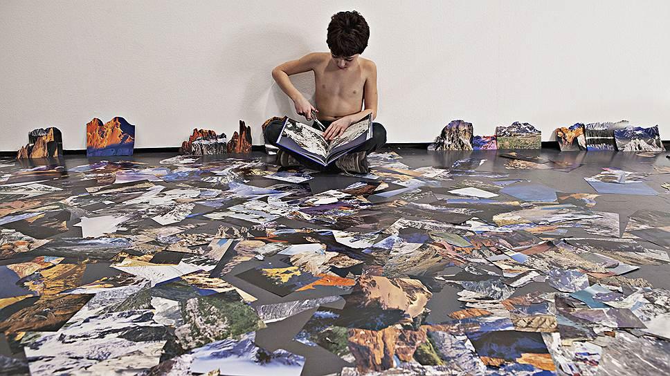 """Марчелло Малоберти. """"Гималаи"""", 2012год"""