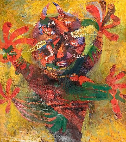 Расим Бабаев. «Многоликий див», 1989год