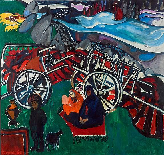 Тогрул Нариманбеков. «На эйлак», 1966год