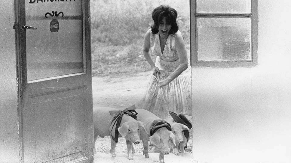«Мама Рома». Режиссер Пьер Паоло Пазолини, 1962 год