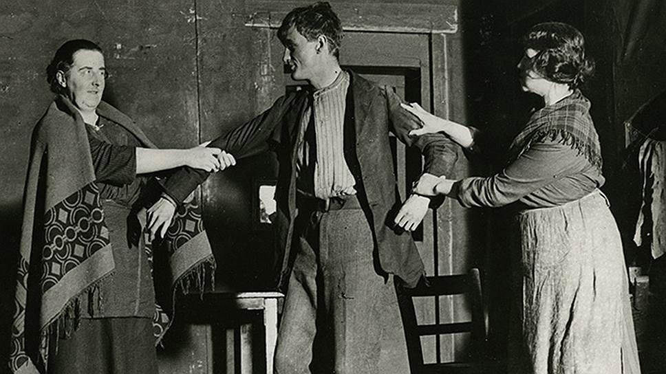 «Удалой молодец — гордость Запада», 1924 год