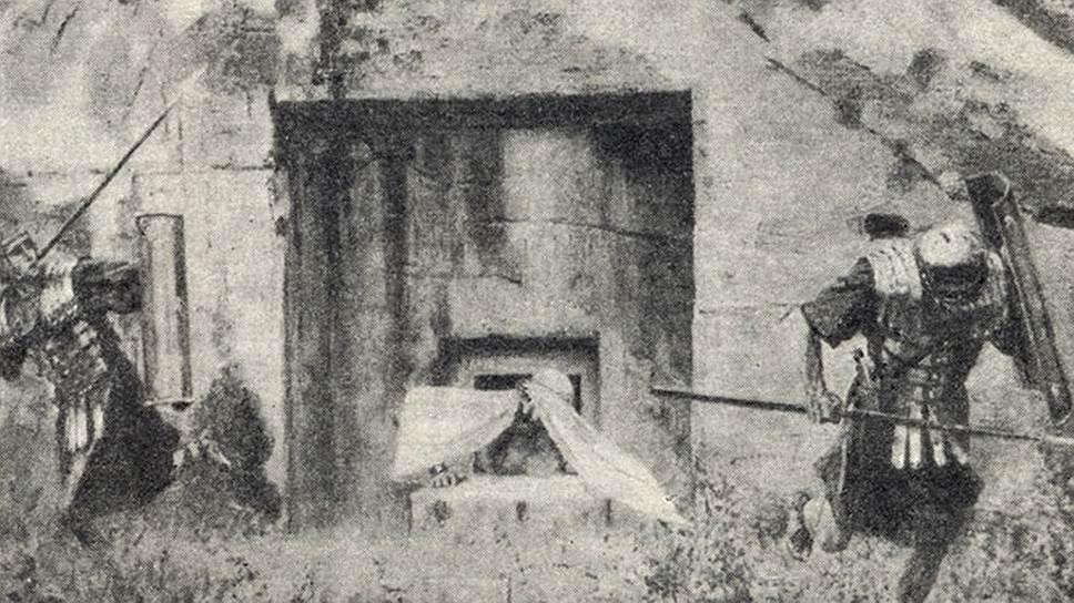 Василий Верещагин. «Воскресение Христово»,1884-1885 годы