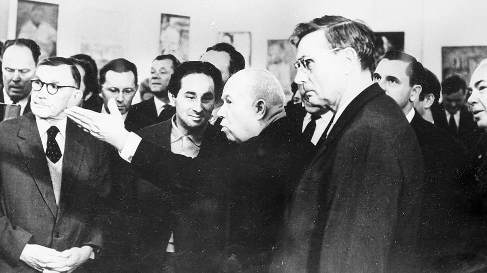 Никита Хрущев, 1962 год