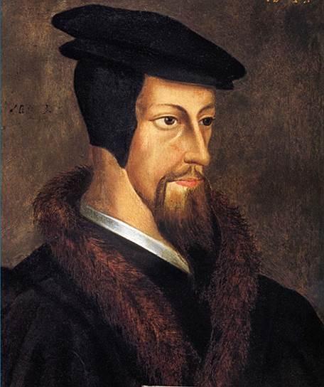 Неизвестный художник. «Портрет молодого Жана Кальвина», 1540-е годы