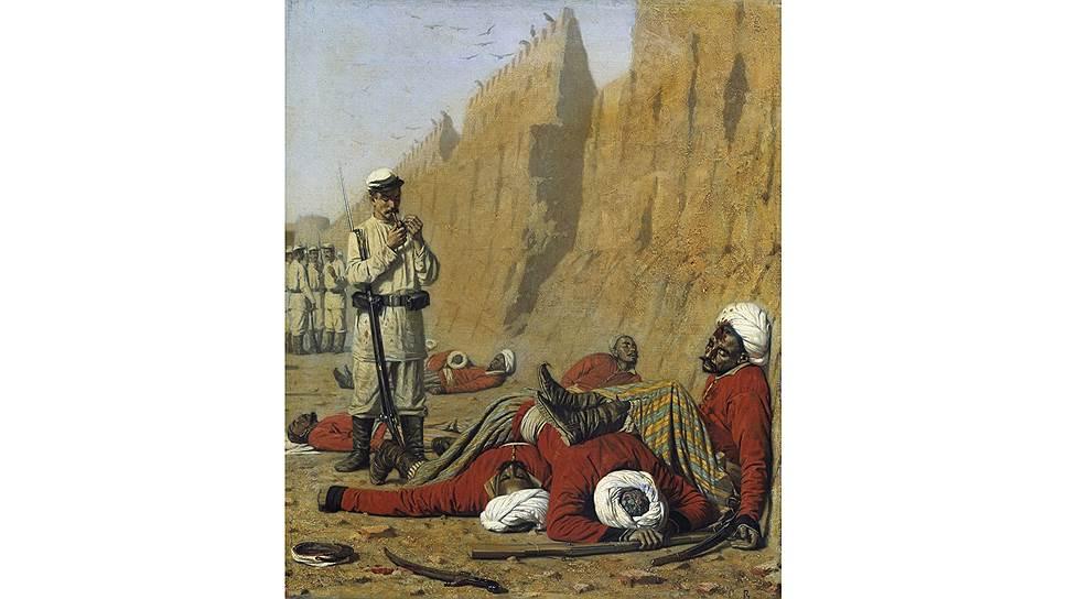 «После неудачи», 1868год