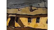 Оскар Рабин. «Оптимистический пейзаж», 1959год