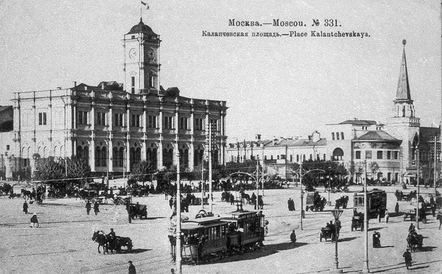 Николаевский (сейчас — Ленинградский) вокзал, с которого высылаемые по московскому списку выезжали в Петроград, чтобы пересесть на пароход «Обербургомистр Хакен»
