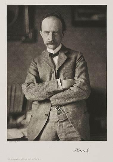 Макс Планк, около 1910 года