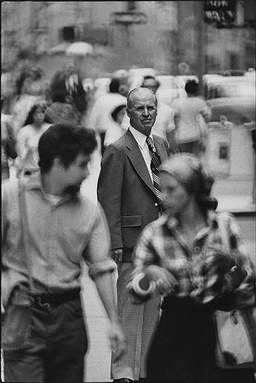 Норман Борлауг в Нью-Йорке