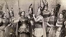 Рихард Вагнер, «Кольцо нибелунга (Валькирия)», режиссер Козима Вагнер, 1896год