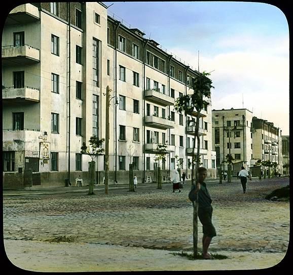 Усачевка, Москва, 1924 год