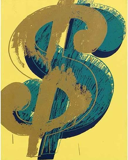 Энди Уорхол. «Знак доллара»