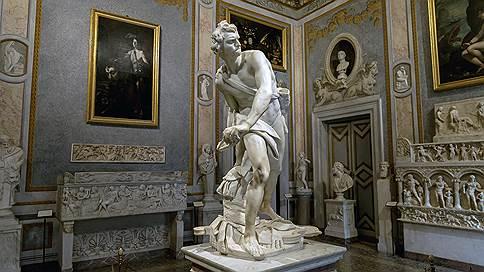На своем месте // Елена Стафьева о выставке Бернини в галерее Боргезе