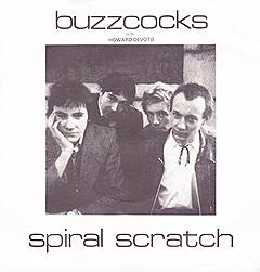 Buzzcocks «Spiral Scratch»