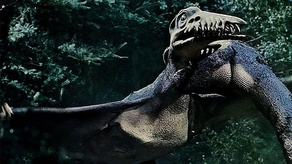 «Легенда о динозавре»